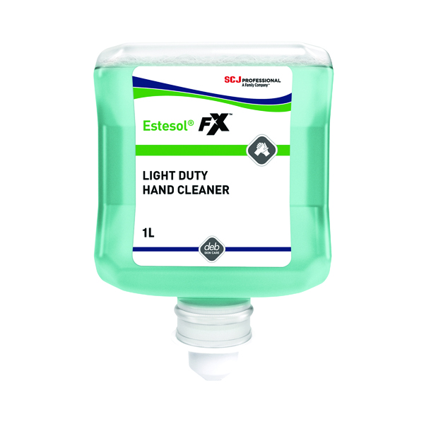 Deb Estesol FX POWER FOAM Cartridge 1 Litre (Solvent-free formula, ecolabel certified) EFM1L