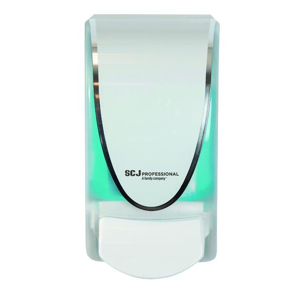 Deb Quick View Dispenser White TPW1LDS