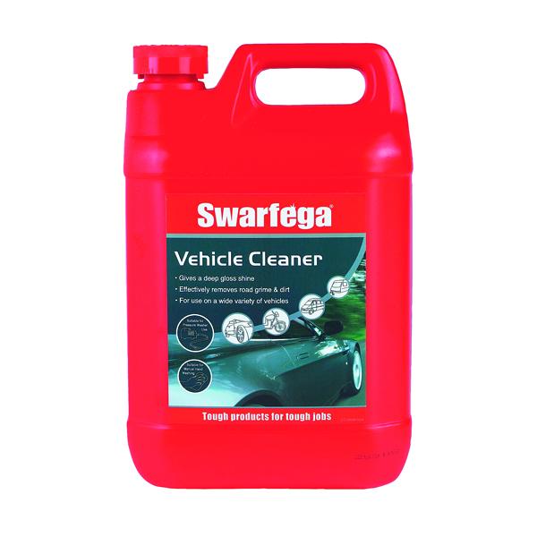 Deb Swarfega Vehicle Cleaner 5 Litre (Pack of 2) SVC5LB