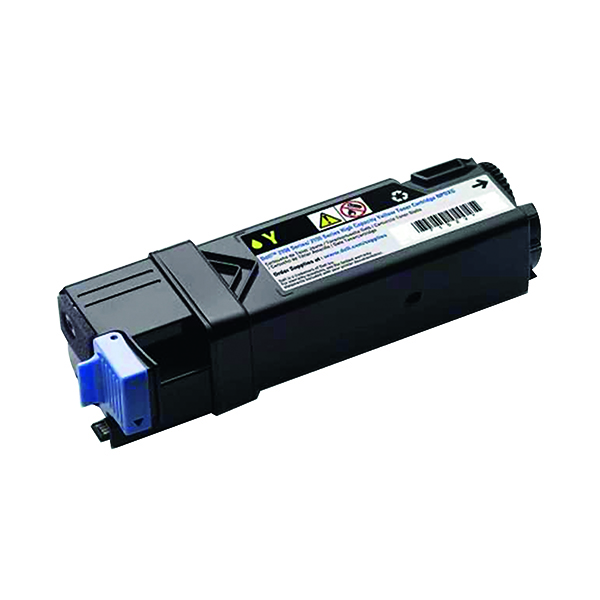 Dell Yellow Toner Cartridge High Capacity 593-11037