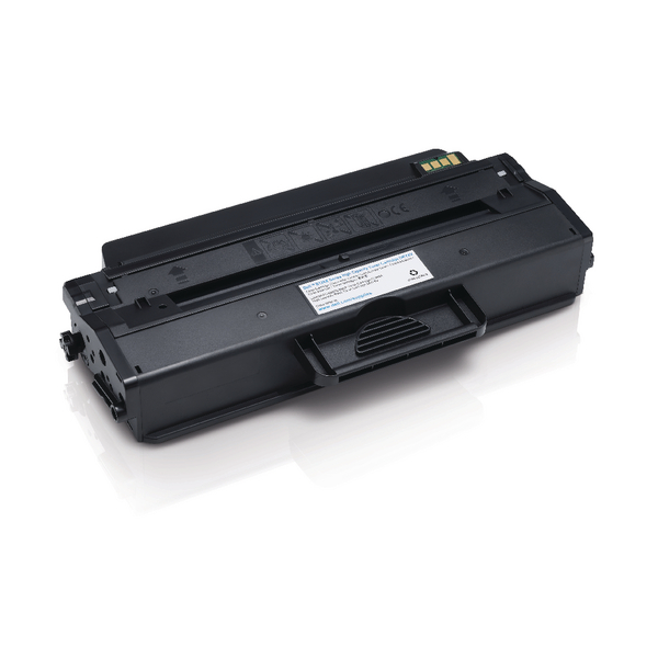 Dell Black Toner Cartridge High Capacity 593-11109