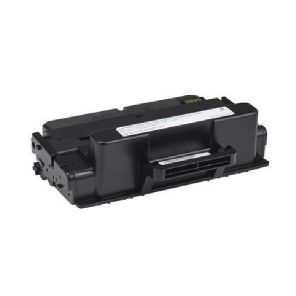 Dell Black Toner Cartridge (3,000 Page Capacity) 593-BBBI