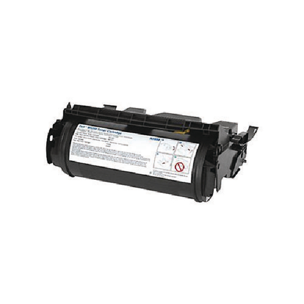 Dell Black Toner Cartridge (18,000 Page Capacity) 595-10005