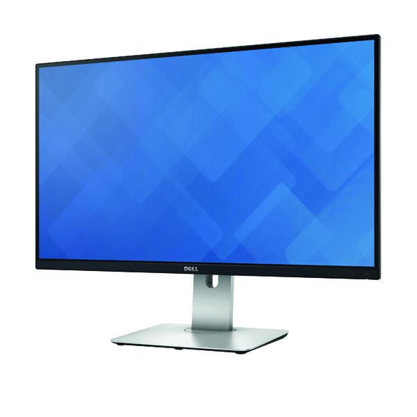 Dell UltraSharp Wide Quad HD Flat LED Display 27 Inch Black 210-AIDD