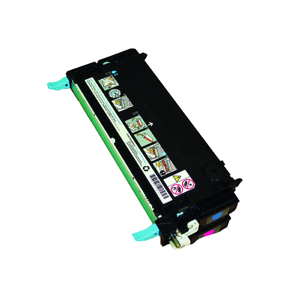 Dell Cyan Toner Cartridge High Capacity (For us with Dell 3110CN and C3115CN) 593-10171