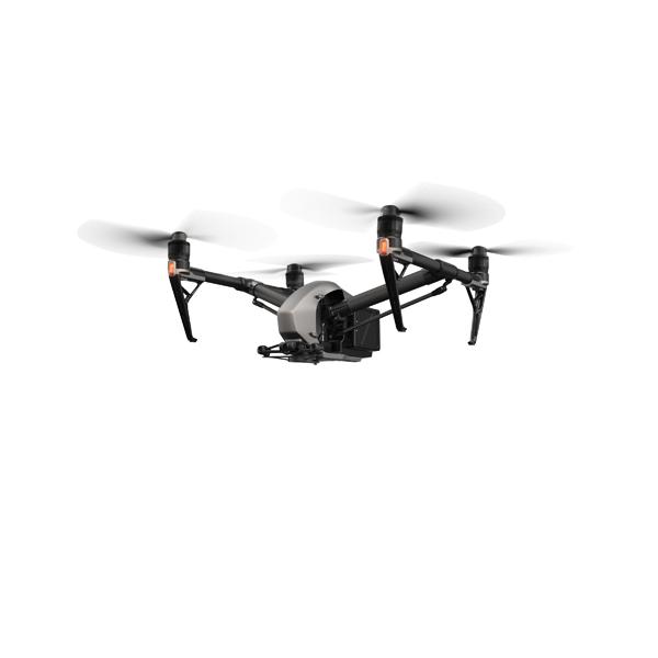 Image for DJI Inspire 2 Drone (30m Sensory Range, 7km Control Range) CP.BX.000168.02