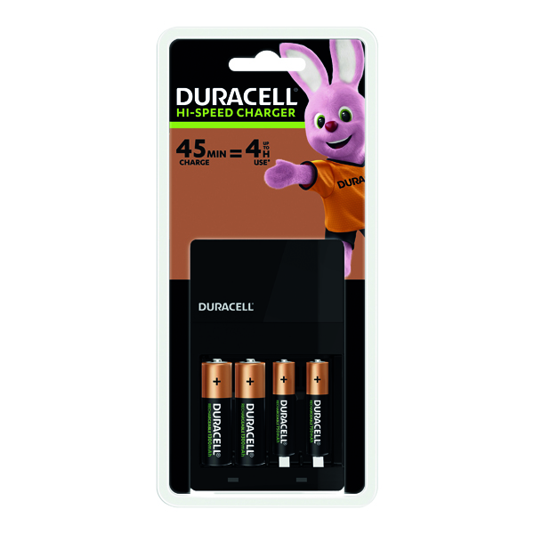 Image for Duracell Multi Charger (Charges up to 8 Batteries at once) 75044676
