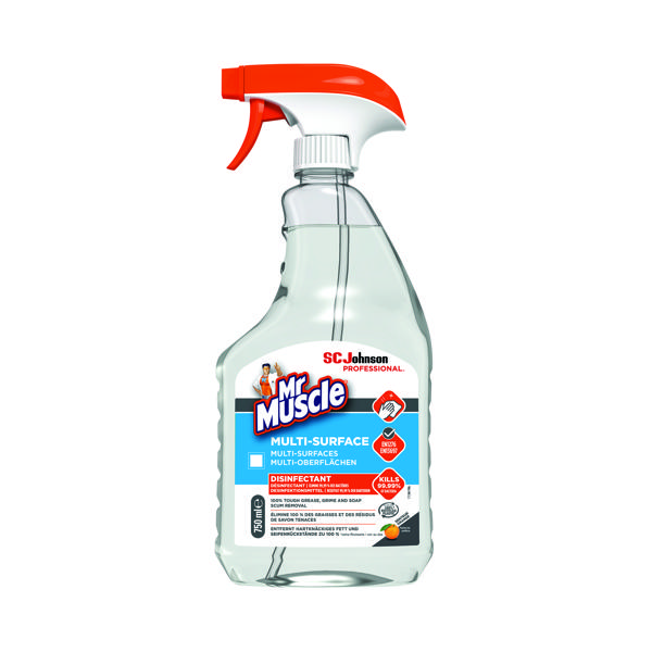Mr Muscle Multi-Surface Cleaner 750ml 316524