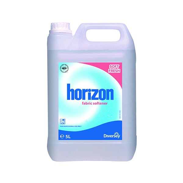 Image for Horizon Fabric Conditioner Soft Fresh 5 Litre (Pack of 2) 7522272