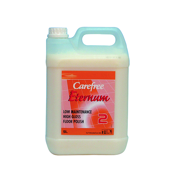 Carefree Eternum Floor Polish 5 Litre 469000
