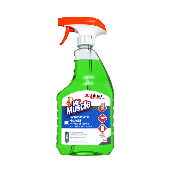 Mr Muscle Window and Glass Cleaner 750ml 316533