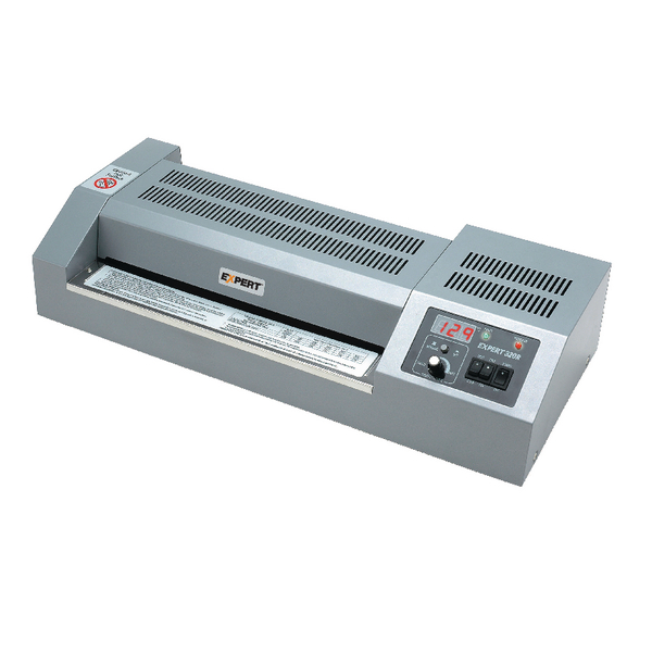Image for Expert A3 Laminator Grey (Suitable up to 500 Micron) EX320R