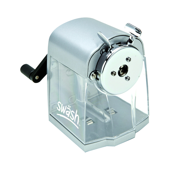Swash Metal Desktop Pencil Sharpener 30FA