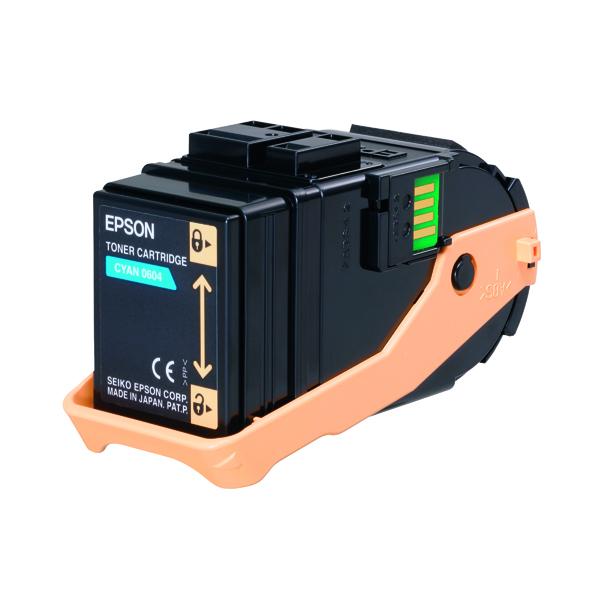 Epson S050604 Cyan Toner Cartridge C13S050604