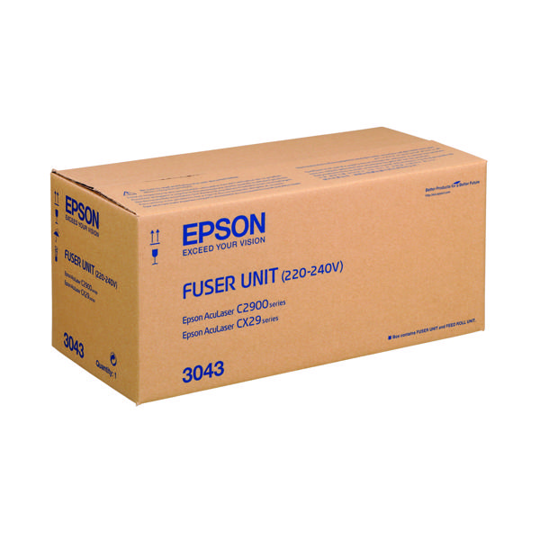 Epson S053043 Fuser Unit Customer Maintenance Parts C13S053043