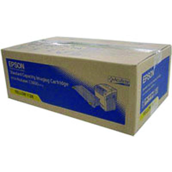 Epson S0511 Yellow Toner Cartridge C13S051128 / S051128