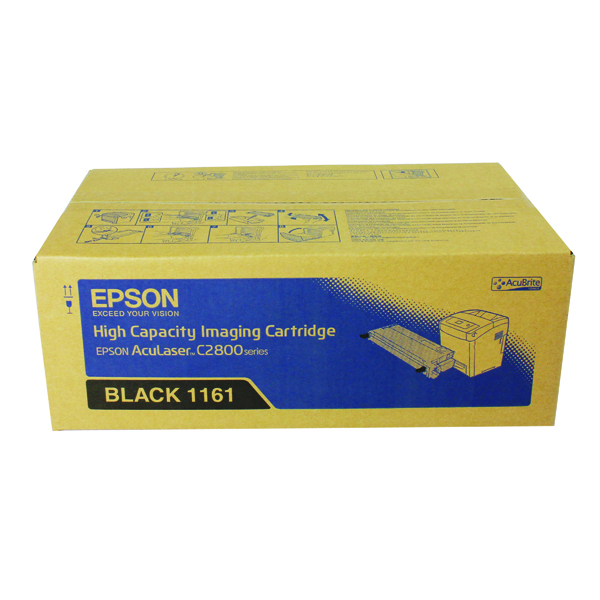 Epson S0511 Black Toner Cartridge High Capacity C13S051161 / S051161