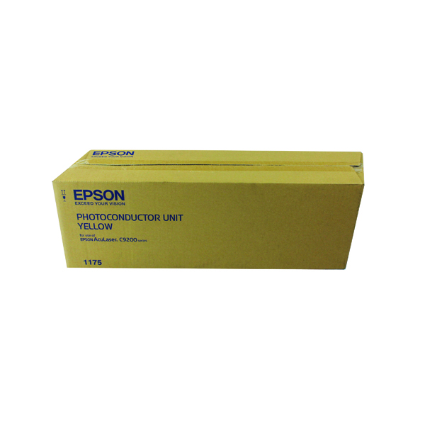 Epson AcuLaser C9200 Yellow Photoconductor Unit C13S051175