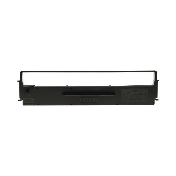Epson Black Serial Impact Dot Matrix Ink Ribbon Cartridge For LQ-300/350 Printer s C13S015633