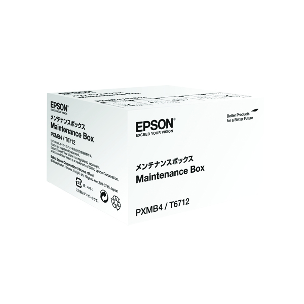Epson Maintenance Box For WF-8000 Series C13T671200