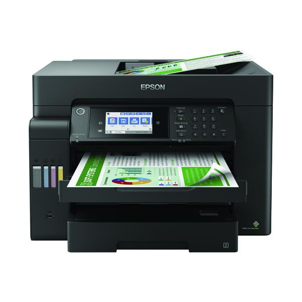 Epson EcoTank ET16600 Inkjet Printer C11CH72401CA