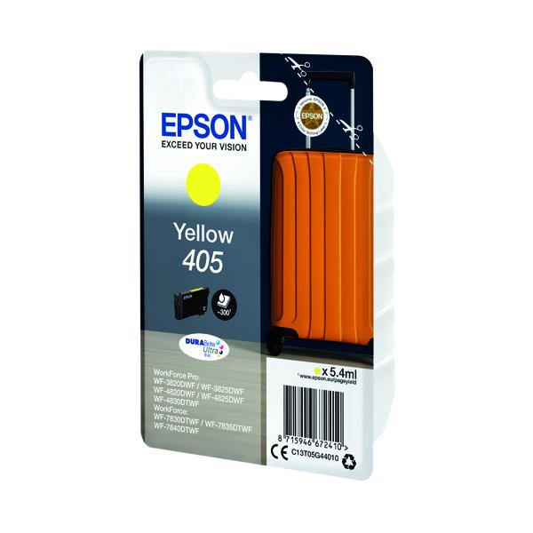 Epson 405 Ink Cartridge Yellow C13T05G44010