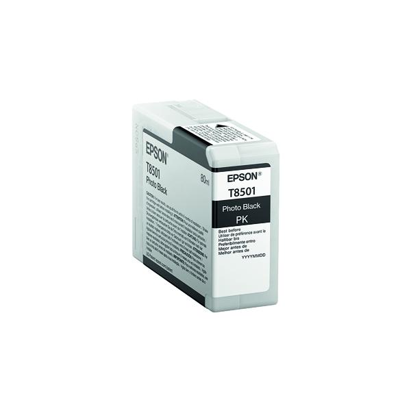 Epson Photo Black Ink Cartridge 80ml C13T850100