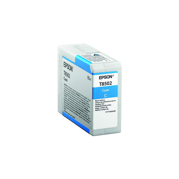 Epson Cyan Ink Cartridge C13T850200