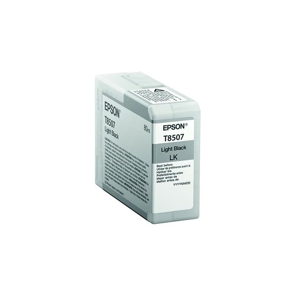 Epson Light Black Ink Cartridge C13T850700