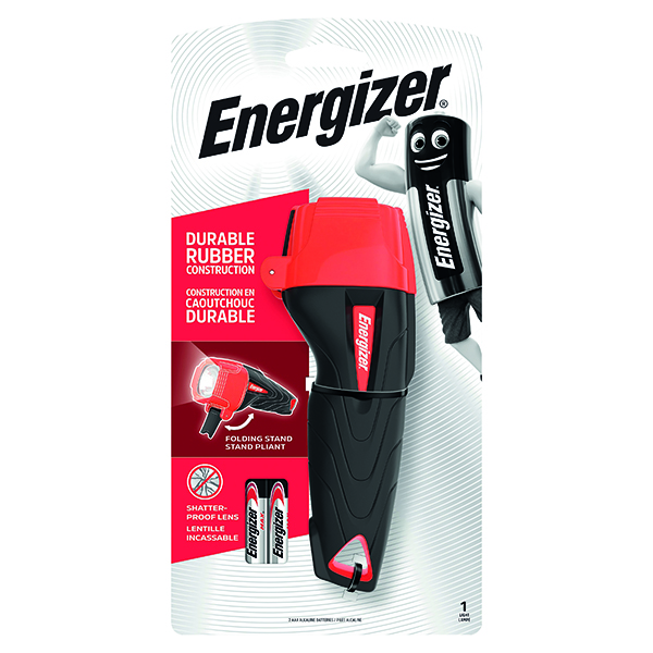 Energizer Impact 2xAA Torch (30 hours run time) 632629
