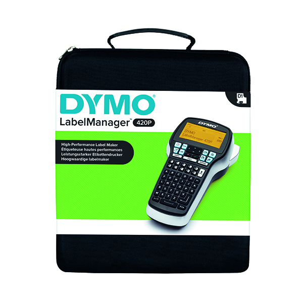 Dymo LabelManager 420P Kit Case S0915480