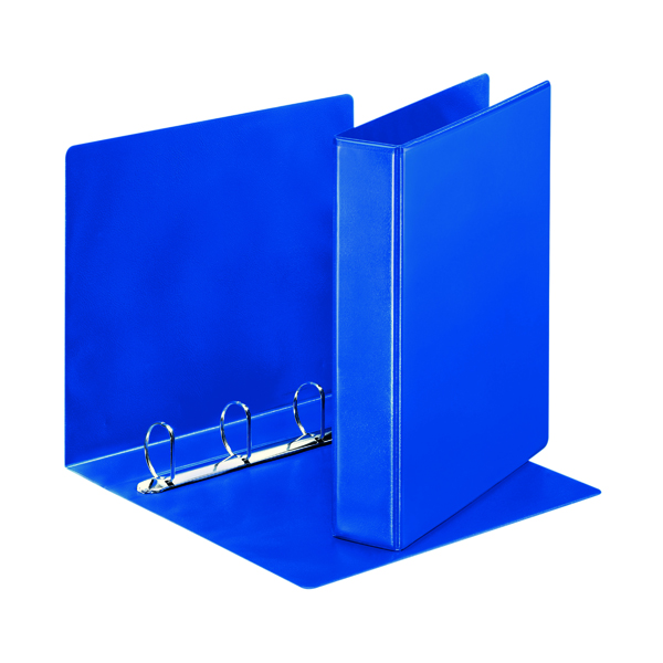 Leitz Presentation Ring Binder 4D 40mm A4 Blue (Pack of 10)