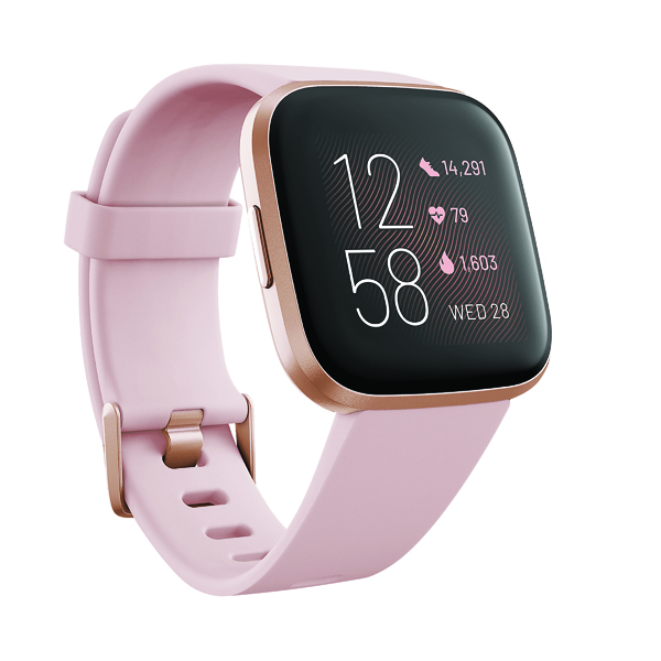 Image for Fitbit Versa 2 Petal/Copper Rose FB507RGPK