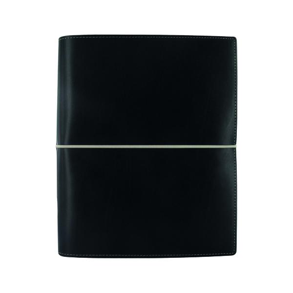 Image for Filofax Domino Organiser A5 Black 27868