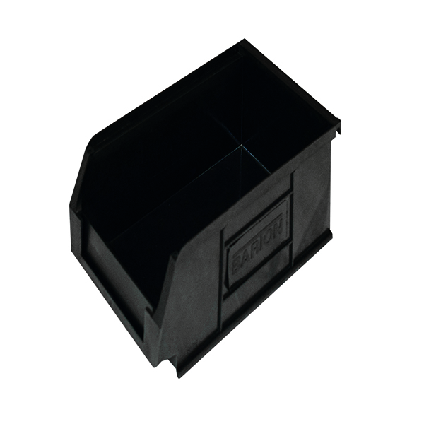 Barton Topstore Container TC2 Recycled (Pack of 20) Black 010028