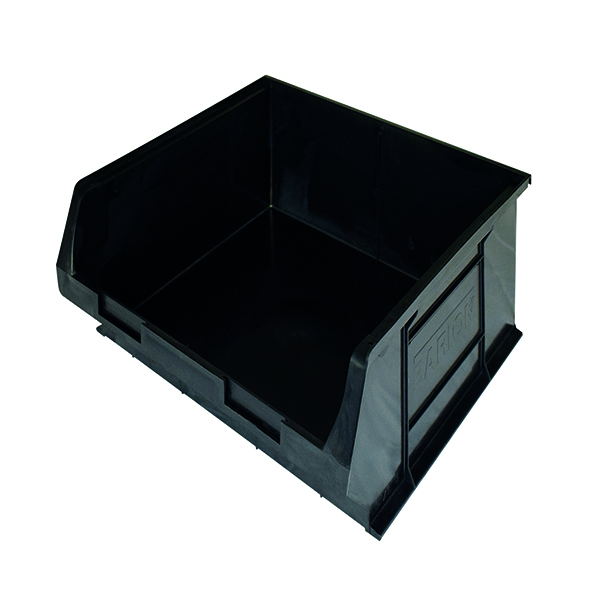 Barton Topstore Container TC6 Recycled (Pack of 5) Black 010068