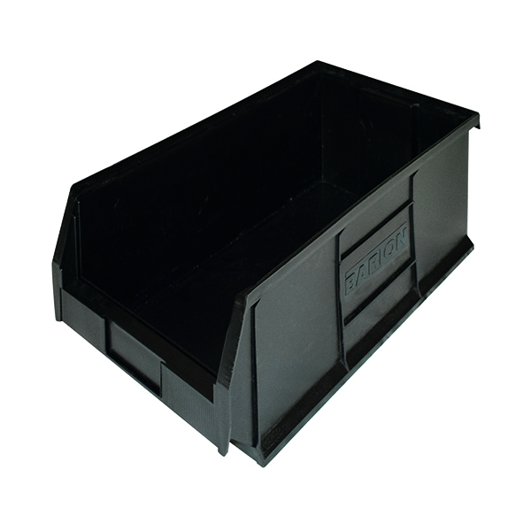 Image for Barton Topstore Container TC7 Recycled (Pack of 5) Black 010078
