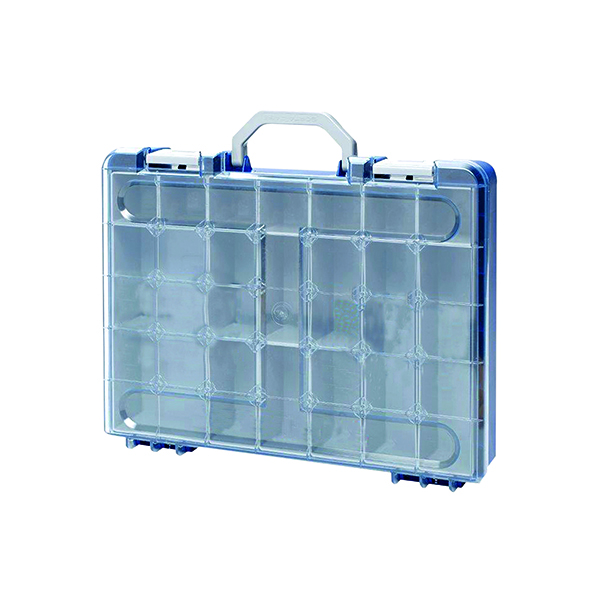 Image for Barton Professional Assortment Case 75x400x310mm Blue PAC6317BL