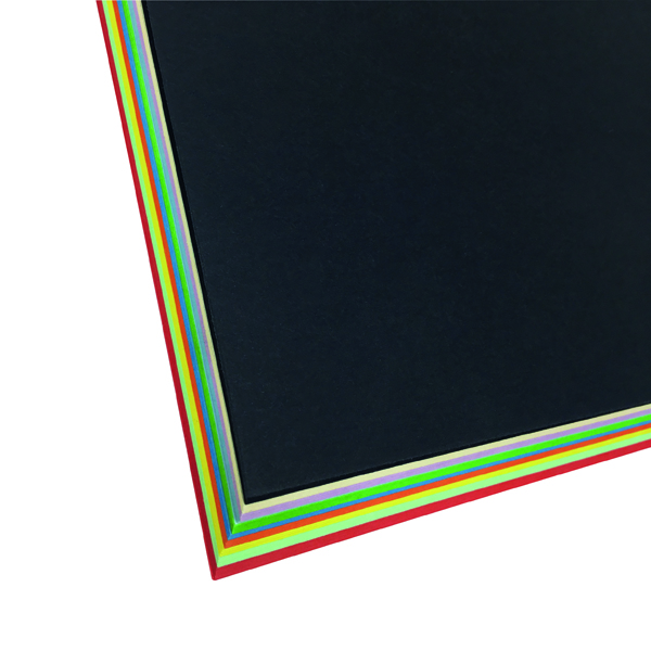 Graffico Display Paper 320 x 450mm Assorted (Pack of 200) EDPA3+