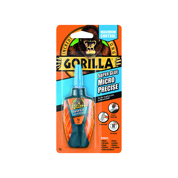 Gorilla Super Glue Micro Precise 5g 4044701