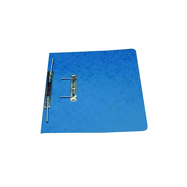 Exacompta Europa Spiral Files A4 Blue (Pack of 25) 3005