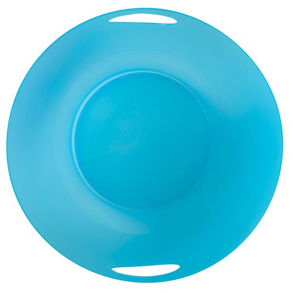 Exacompta Iderama 15 Litre Waste Bin Turquoise (W263 x D263 x H335mm) 45383D
