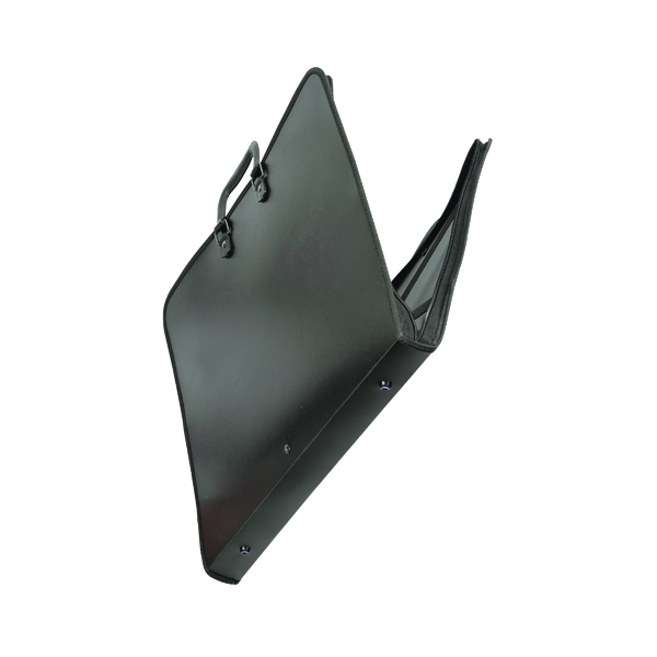 Goldline Zip Portfolio Lightweight Polypropylene A1 Black ZPC/A1