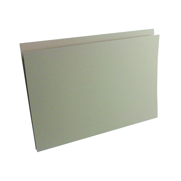 Exacompta Guildhall Square Cut Folder 315gsm Foolscap Buff (Pack of 100) FS315-BUFZ