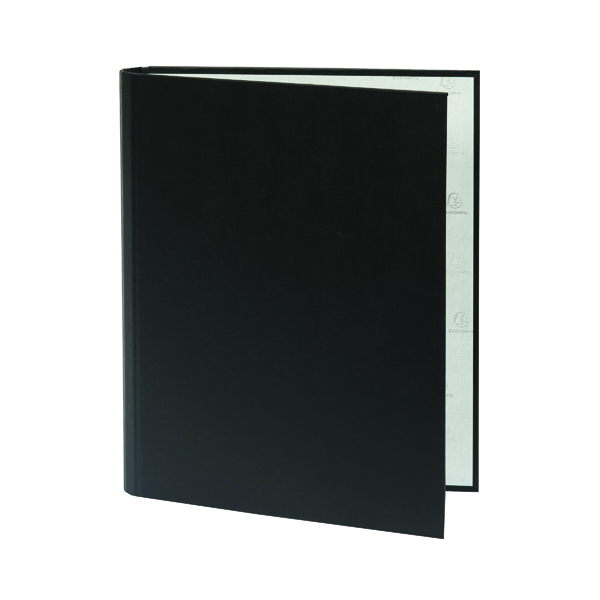 Guildhall 30mm 2 Ring Black Ring Binder (Pack of 10) 222/0000Z