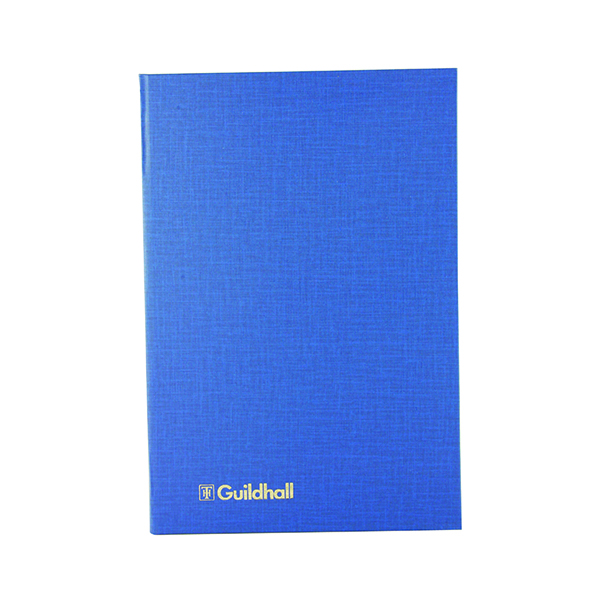 Exacompta Guildhall Account Book 80 Pages 20 Cash Columns 31/20 1030