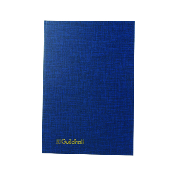 Exacompta Guildhall Account Book 80 Pages 7 Cash Columns 31/7 1019