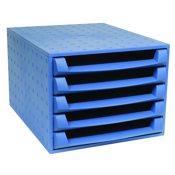 Forever Blue 5-Drawer Set (W284 x D387 x H218mm) 221101D