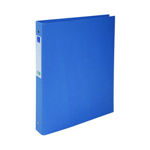 Exacompta Clean Safe Ring Binder 30mm 2 Ring A4 (Pack of 10) 54222E