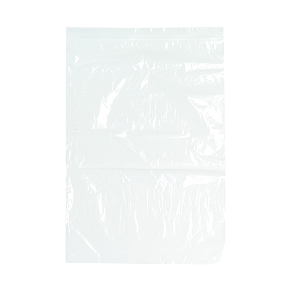 Minigrip Bag 255x355mm Clear (Pack of 1000) GL-14